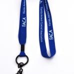 FACA Logo lanyard