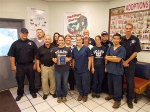 2014 - Nassau County Animal Services