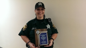 2013 - Mary Kirkland of Polk County Sheriff's Animal Control