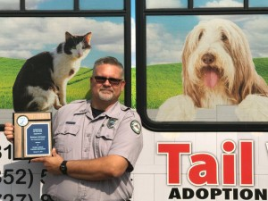 2017 - Ronald Altman of Pasco County Animal Services