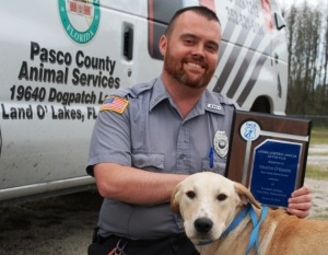2014 - Martin O'Keeffe of Pasco County Animal Services