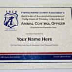 FACA Replacement Certificate