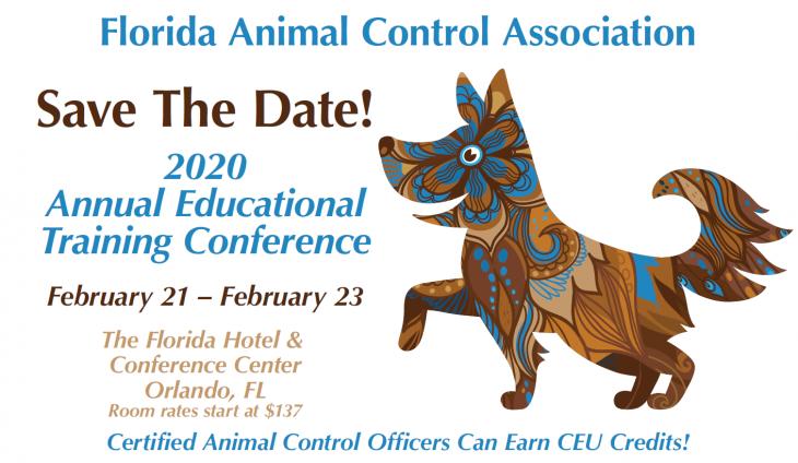 Orlando 2020! « Florida Animal Control Association