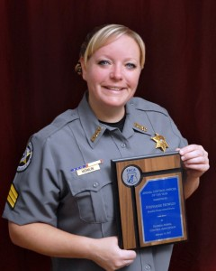 2017 - Stephanie Nowlin of Escambia County Animal Services