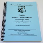 FLORIDA ANIMAL CONTROL OFFICER TRAINING GUIDE