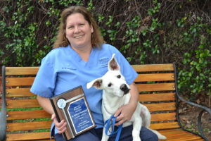 2014 - Dr. Martha Zimmerman of Marion County Animal Services