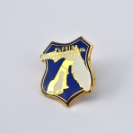 FACA Logo full-color enameled lapel pin