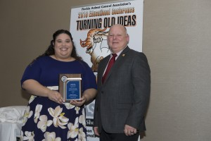 2018 Employee of the Year - Vianca Flores, Orange County Animal Services