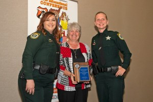 2019 Cooperative Team Achievement - Brevard County Sheriff's Paws and Stripes College