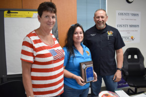 2021 Supervisor of the Year - Jessica Every, Pasco County Animal Services
