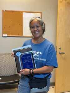 2021 Volunteer of the Year - Rachelle Stiffler, City of Jacksonville Animal Care and Protective Services